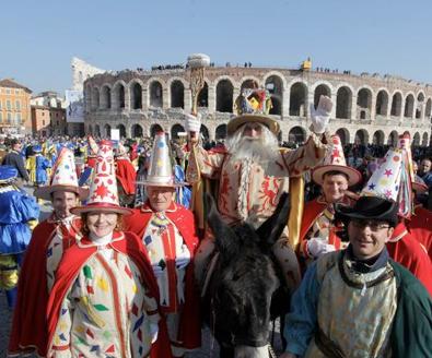 carnevale papa del gnocco